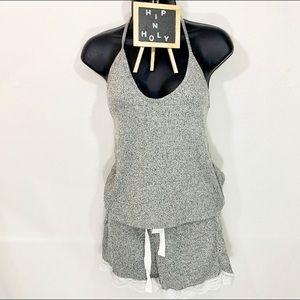 CBR EXCLUSIVE SELECTION LOUNGEWEAR GRAY SIZE SMALL